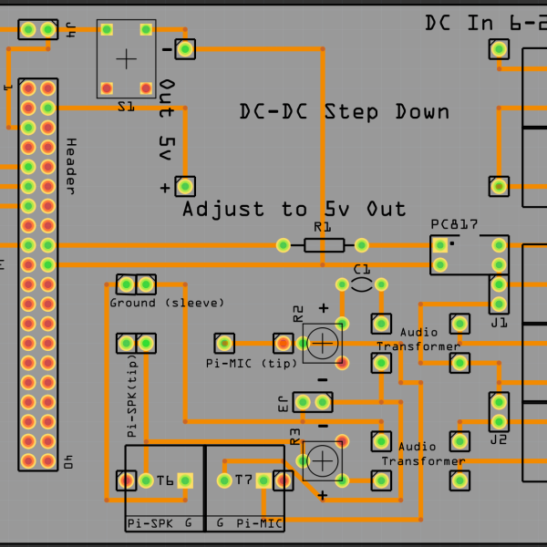New Circuit Board Design Ordered